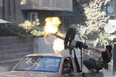 シリアでの戦争