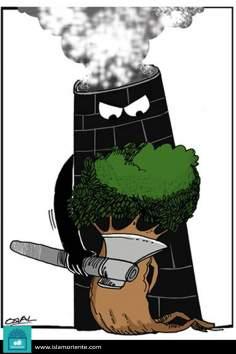 Hábitos... (Caricatura)