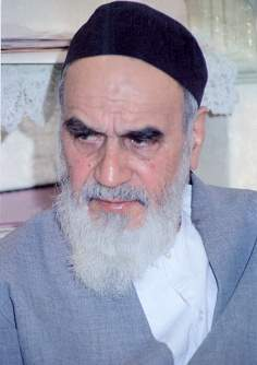 Imam Khomeni - Founder of the Islamic Revolution of Iran