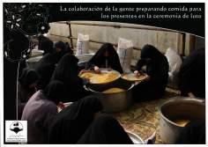 Frauen beim vorbereiten von Essen, dass am Tag von Aschura verteilt wird - Imam Huseyn (a.s.) - Foto