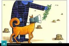 La civilización (caricatura)