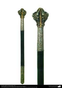 La maza, imperio otómano, siglo 17 dC.