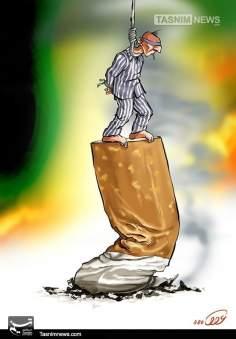 La muerte gradual (Caricatura)
