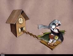 テロの時間、アルカイダとタリバン(漫画)