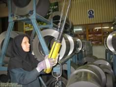 La mujer incorporada a la producción- mujer musulmana y trabajo