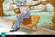 Lectura comprensiva (Caricatura)