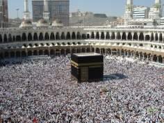 Masjid al-Haram in Mecca - 1