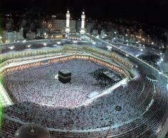 Masyid al-Haram en Meca - 2