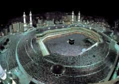 مسجد الحرام، کعبه، مکه - عربستان صعودی