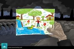 Memorias del abuelo (caricatura)