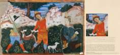 Miniatura en mural persa de Chehel Sotun (palacio de los Cuarenta Pilares) de Isfahán - 28