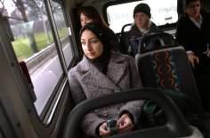 Mujer árabe de la diápora en Europa
