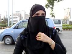 Mujer árabe