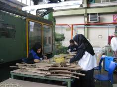 Muslim Woman and work - Women in production