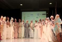 Мусульманская женщина - Мисс мусульманка мира - Индонезия (2013)