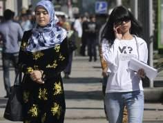 Femme musulmane dans Indodesia