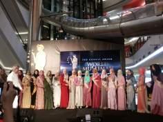 النساء المسلمات والموضة (العصریة) - مسابقة ملكة جمال مسلمات العالم في اندونيسيا - 2013 - 1