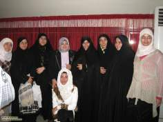 Muslim woman and cultural activities - 3