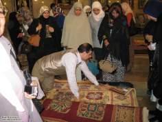 مسلمان خواتین اور معاشرہ - مختلف ملکوں کی خواتین اپنے اسلامی حجاب میں - ۲