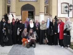 Хиджаб , общество , и социально_культурная деятельность мусульманской женщины - 1