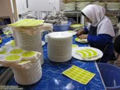 Работа мусульманских женщин - Мастерская керамики