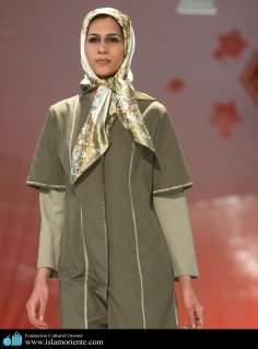 Mulher muçulmana e a moda islâmica - 1