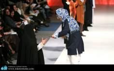 Mujer musulmana y desfile de moda - 44