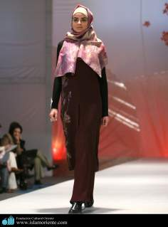 Hiyab and Fashion - Muslim Woman in Iran