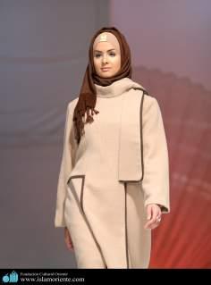 Desfile de moda islâmica