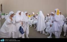 Uma caravana de mulheres muçulmanas - 1