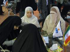 Mujer musulmana y actividades socio-culturales-muslim woman - 3