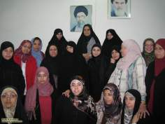مسلمان خواتین اور معاشرہ - مختلف ملکوں کی خواتین اپنے اسلامی حجاب میں - ۵