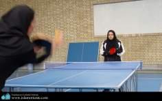 イスラム教の女性とスポーツ、スポーツ卓球94