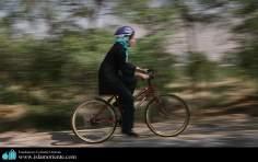 ورزش و زنان مسلمان - حجاب پرچم اسلام است - 101