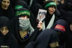 مسلمان خاتون اور حجاب - ایرانی خواتین ایک احتجاجی تقریر میں شریک - ۲۷