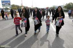 イスラム教の女性の社会的な活動(家族とともに) - 26