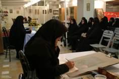 Femmes musulmanes en hijab dans leur activités sociales et culturelles -36