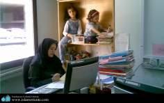 Mulher muçulmana e o trabalho - 3