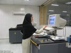 مسلمان خواتین اور معاشرہ - حجاب کے ساتھ کاموں میں شریک، ایران - ۱۱