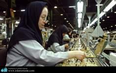 Des femme musulmane en hijab dans leur lieu de travail - 35