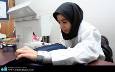 Хиджаб мусульманских женщин - Шитьё