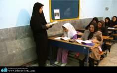 Mulher muçulmana - 9