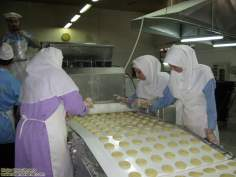 Muslim women in the food industry - 220