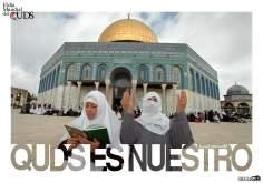 O Dia Mundial de Al Quds - Quds é nossa!