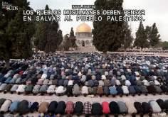 Palästina und Quds - 16