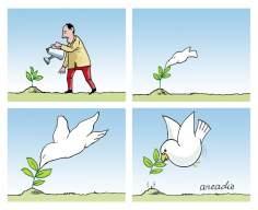 平和は誰から始まる(漫画)