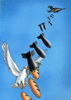 Por la Paz (caricatura)