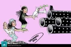 Querer es poder (Caricatura)