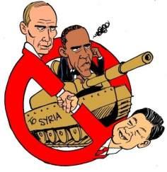 Russia e China se opõe firmemente contra qualquer ação militar contra a Síria