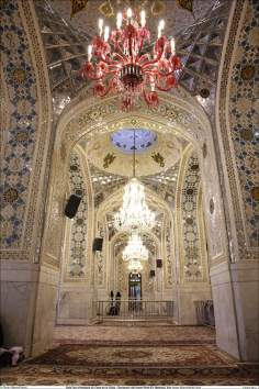 Hall Dar al-Hedaya (The House of the Guidance) - Holy Shrine of Imam Rida (P) - 64